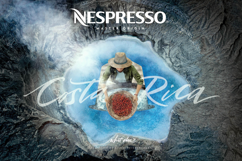 Nick Hall: Nespresso